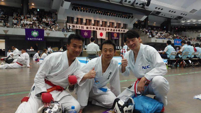第53回東日本実業団空手道選手権大会